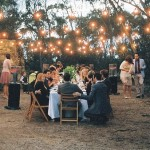garden party 2 intimate and casual dinner party